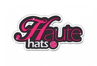 Haute Hats- Brand/Logo - Entry #42