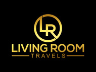 Living Room Travels Logo - Entry #1