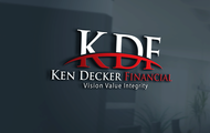 Ken Decker Financial Logo - Entry #69
