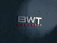BWT Concrete Logo - Entry #144