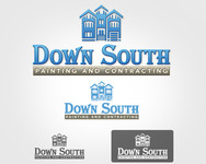 Down South Painting and Contracting Logo - Entry #18