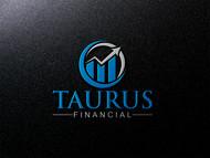 "Taurus Financial (or just ""Taurus"") Logo - Entry #306"