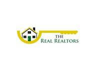 The Real Realtors Logo - Entry #47