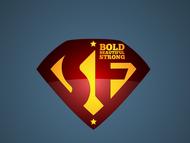 Superman Like Shield Logo - Entry #36