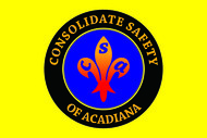 Consolidated Safety of Acadiana / Fire Extinguisher Sales & Service Logo - Entry #64