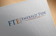 Emerald Tide Financial Logo - Entry #180