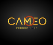 CAMEO PRODUCTIONS Logo - Entry #53