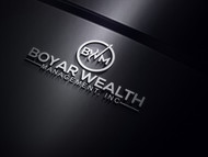 Boyar Wealth Management, Inc. Logo - Entry #136