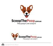 ScoopThePoop.com.au Logo - Entry #68