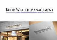 Budd Wealth Management Logo - Entry #46