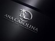 Ana Carolina Fine Art Gallery Logo - Entry #161