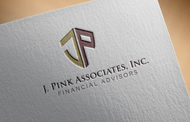 J. Pink Associates, Inc., Financial Advisors Logo - Entry #302