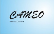CAMEO PRODUCTIONS Logo - Entry #85