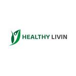 Healthy Livin Logo - Entry #387