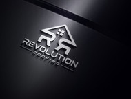 Revolution Roofing Logo - Entry #269