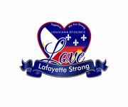 Love Lafayette Logo - Entry #7