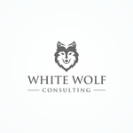 White Wolf Consulting (optional LLC) Logo - Entry #84
