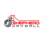 Shepherd Drywall Logo - Entry #61