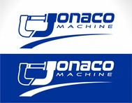 Jonaco or Jonaco Machine Logo - Entry #217