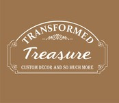 Transformed Treasure Logo - Entry #56