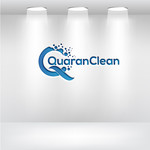 QuaranClean Logo - Entry #28