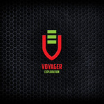 Voyager Exploration Logo - Entry #68
