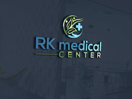 RK medical center Logo - Entry #246