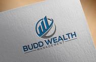 Budd Wealth Management Logo - Entry #148