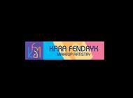 Kara Fendryk Makeup Artistry Logo - Entry #145