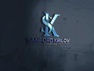 Sanford Krilov Financial       (Sanford is my 1st name & Krilov is my last name) Logo - Entry #249