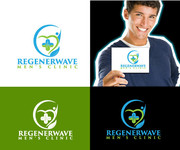 Regenerwave Men's Clinic Logo - Entry #40