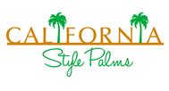 California Style Palms Logo - Entry #39