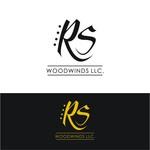Woodwind repair business logo: R S Woodwinds, llc - Entry #127