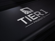 Tier 1 Products Logo - Entry #293