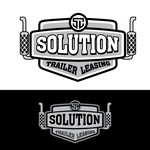 Solution Trailer Leasing Logo - Entry #39