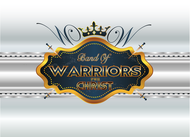 Band of Warriors For Christ Logo - Entry #94