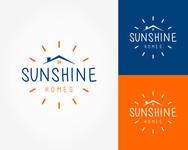 Sunshine Homes Logo - Entry #271