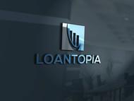 Loantopia Logo - Entry #98
