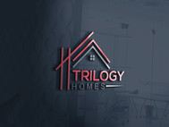 TRILOGY HOMES Logo - Entry #86