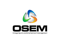 Omega Sports and Entertainment Management (OSEM) Logo - Entry #195