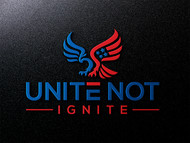 Unite not Ignite Logo - Entry #45