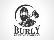 Burly Brewing Company Logo - Entry #17