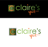 Claire's Spot Logo - Entry #11