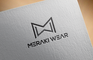 Meraki Wear Logo - Entry #373