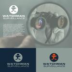 Watchman Surveillance Logo - Entry #171