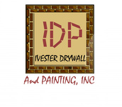 IVESTER DRYWALL & PAINTING, INC. Logo - Entry #123
