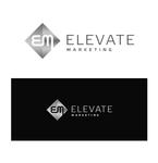 Elevate Marketing Logo - Entry #90