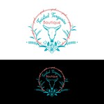 Twisted Turquoise Boutique Logo - Entry #116