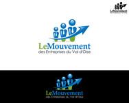 Le Mouvement des Entreprises du Val d'Oise Logo - Entry #18