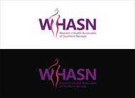 WHASN Women's Health Associates of Southern Nevada Logo - Entry #11
